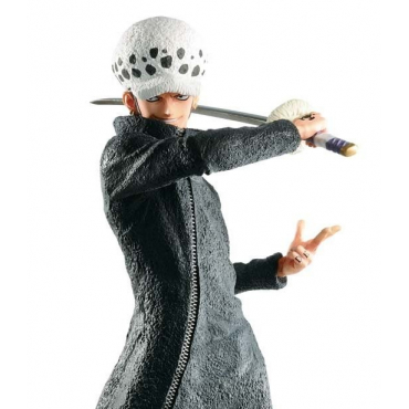 One Piece - Figurine Trafalgar Law Masterlise