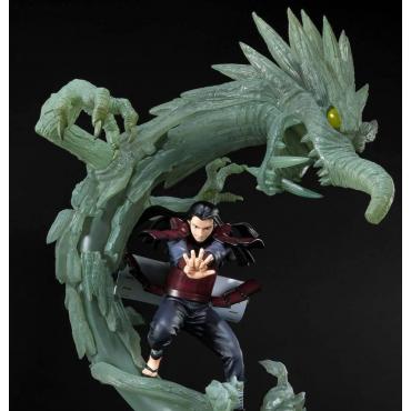 Naruto Shippuden - Figurine Senjyu Hashirama Mokuryu Kizuna Relation Figuarts Zero