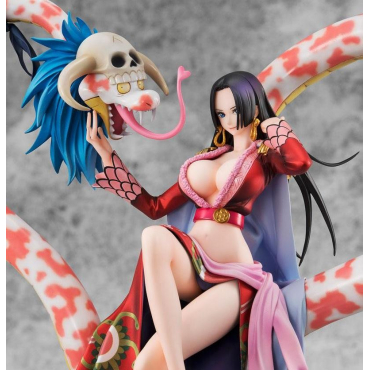 One Piece - Figurine Boa Hancok Excellent Model P.O.P. Neo Maximum