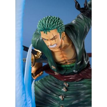 One Piece - Figurine Roronoa Zoro Figuarts Zero Yakkodori