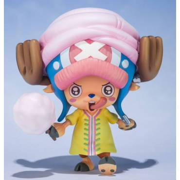 One Piece - Figurine Chopper Figuarts Zero Whole Cake Island Ver.
