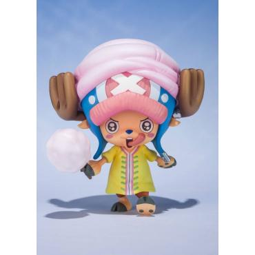 One Piece - Figurine Chopper Figuarts Zero Whole Cake Island Ver.