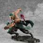 One Piece - Figurine Roronoa Zoro Portrait Of Pirates SA-MAXIMUM San Zen Se Kai