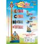 One Piece - Pack Figurines WCF Carp Streamer