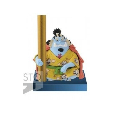 One PIece - Figurine Jinbei WCF Carp Streamer