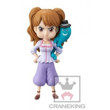 One Piece - Figurine Charlotte Pudding WCF Whole Cake Island vol.1