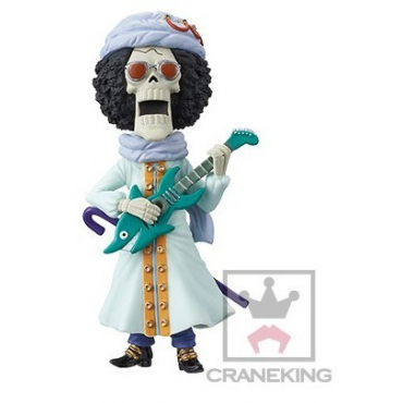 One Piece - Figurine Brook WCF Whole Cake Island vol.1