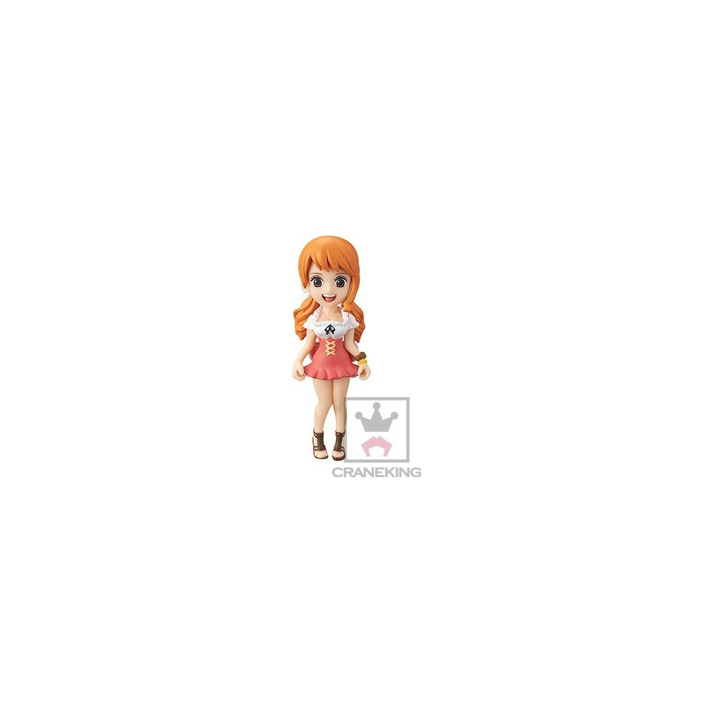 One Piece - Figurine Nami WCF Whole Cake Island vol.1