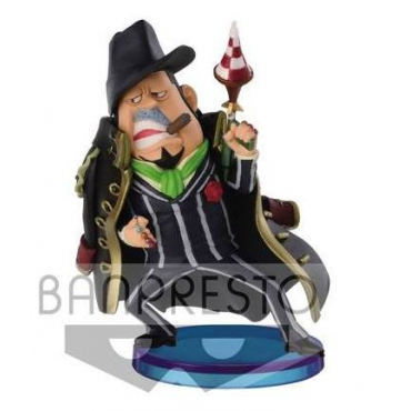 One Piece - Figurine Capone Bege WCF Whole Cake Island vol.2