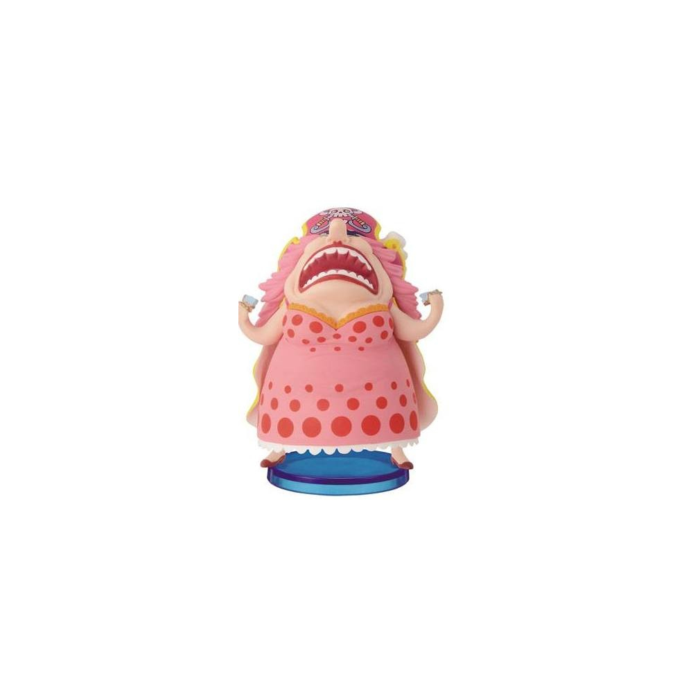 One Piece - Figurine Big Mom WCF Whole Cake Island vol.2