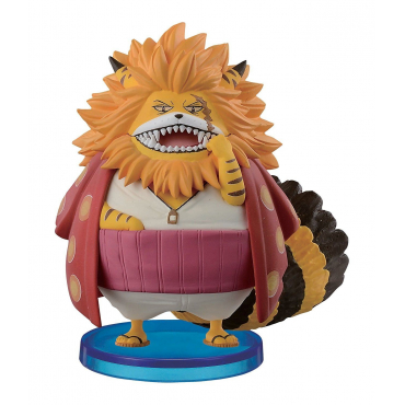One Piece - Figurine Zou Cat Viper WCF ZO 06