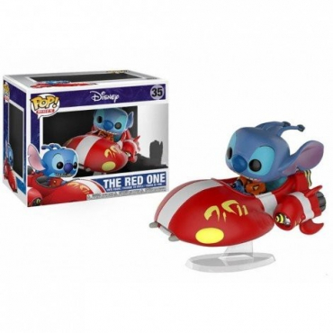 Disney - Figurine The Red One Stitch
