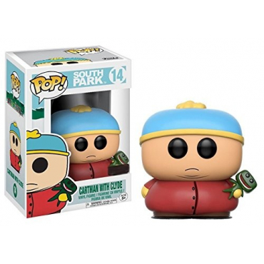 South Park - Figurine POP Cartman Et Clyde