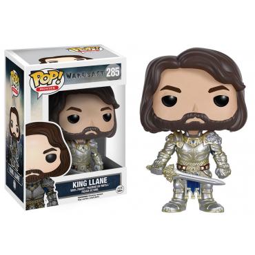 Warcraft - Figurine POP King Llane