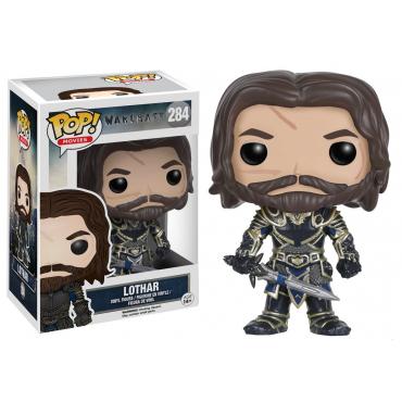 Warcraft - Figurine POP Lothar