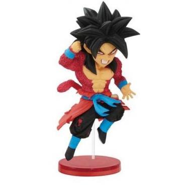 Super Dragon Ball Heroes - Figurine Goku SSJ4 SDBH 11 WCF Vol. 3