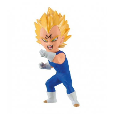 Dragon Ball Z - Figurine Majin Vegeta WCF Mystery Blind Box Serie 3 Buu