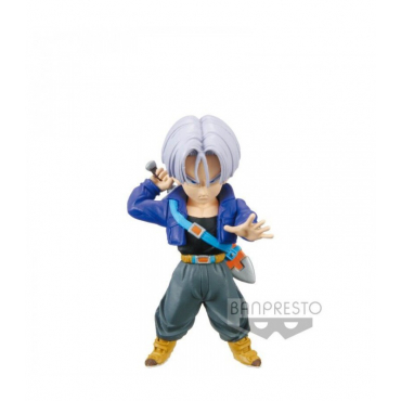 Dragon Ball Z - Figurine Trunks WCF Mistery Blind Box Series 2 Cell Saga