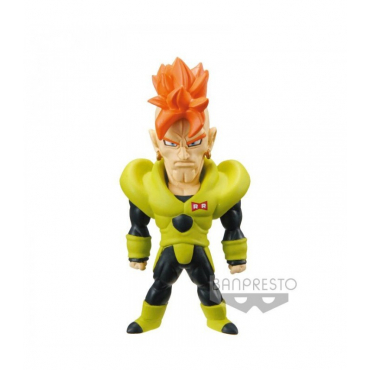 Dragon Ball Z - Figurine Android 16 WCF Mistery Blind Box Series 2 Cell Saga