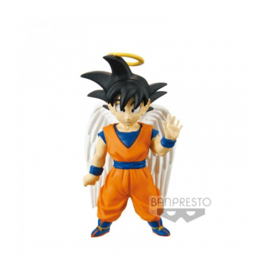 Dragon Ball Z - Figurine Goku Ange WCF Mistery Blind Box Series 2 Cell Saga