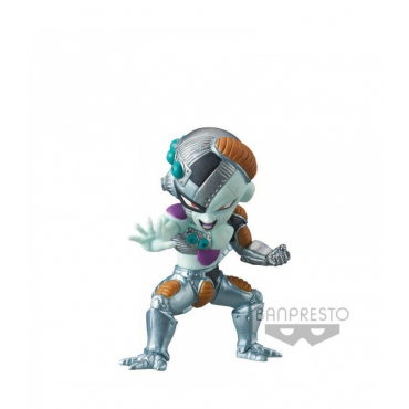 Dragon Ball Z - Figurine Mecha Freezer WCF Mistery Blind Box Series 2 Cell Saga