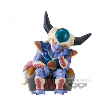 Dragon Ball Z - Figurine King Cold WCF Mistery Blind Box Series 2 Cell Saga