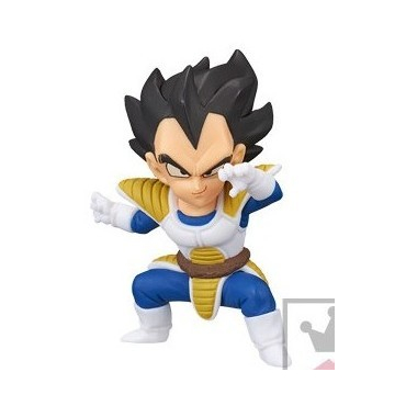 Dragon Ball Z - Figurine Vegeta WCF Mystery Blind Box Series 4