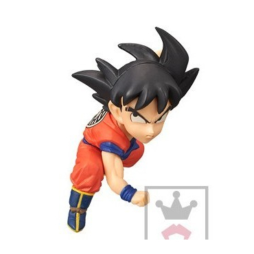 Dragon Ball Z - Figurine Goku WCF Mystery Blind Box Series 4