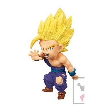 Dragon Ball Z - Figurine Gohan SSJ 2 WCF Mystery Blind Box Series 4