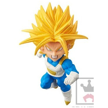 Dragon Ball Z - Figurine Mirai Trunks SS WCF Mystery Blind Box Series 4