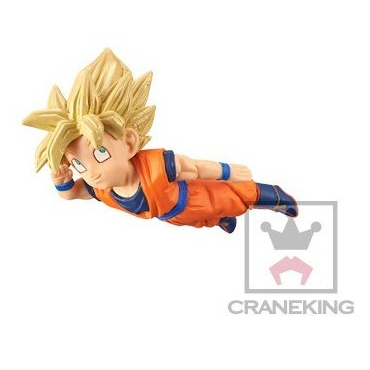 Dragon Ball Z - Figurine Goku Super Saiyan WCF 30TH Anniversary Vol.3