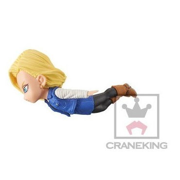 Dragon Ball Z - Figurine Android 18 WCF 30TH Anniversary Vol.3
