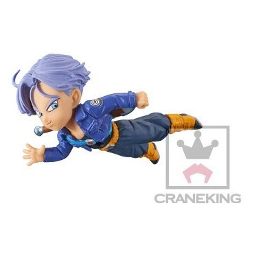 Dragon Ball Z - Figurine Mirai Trunks WCF 30TH Anniversary Vol.3