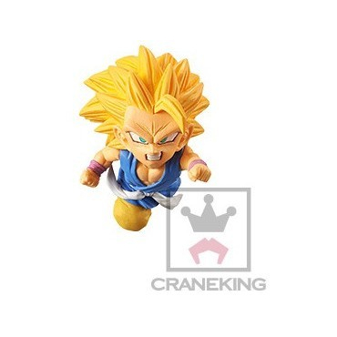 Dragon Ball GT - Figurine Goku Kid SSJ3 WCF Bravery Vol.2
