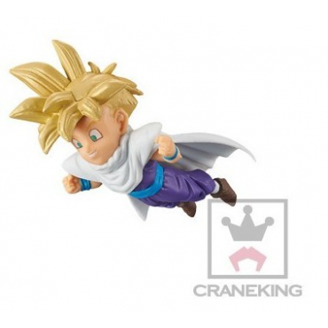 Dragon Ball Z - Figurine Gohan Super Saiyan WCF The Historical Characters Vol.2