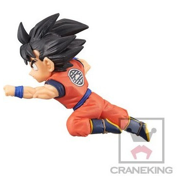 Dragon Ball Z - Figurine Goku 07 WCF 30TH Anniversary Vol.2