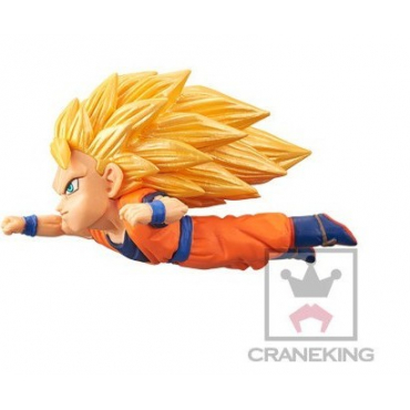 Dragon Ball Z - Figurine Goku SSJ3 WCF 30TH Anniversary Vol.2