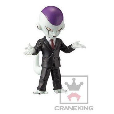 Dragon Ball Z - Figurine Freezer Forme Finale WCF DBZBF 01 Freezer Boss Style