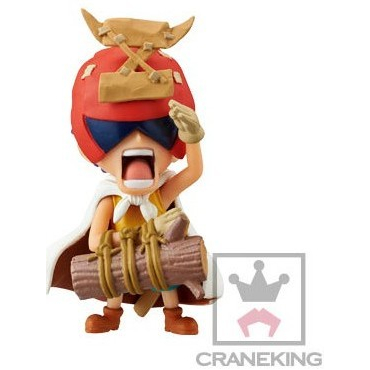 One Piece - Figurine Zephyr Enfant WCF Film Z 037 Vol.5