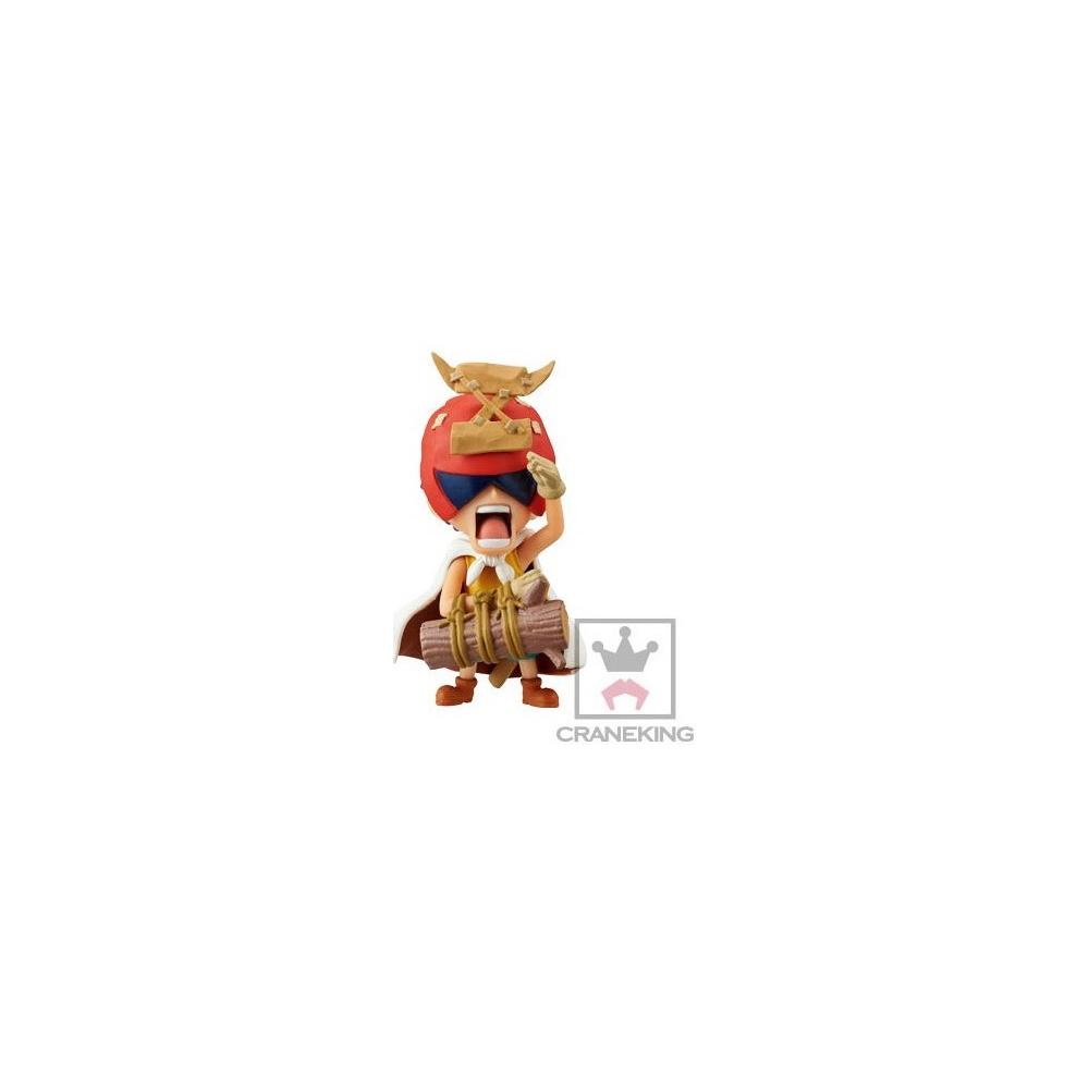 One Piece - Figurine Zephyr Enfant WCF Film Z 037 Vol.5