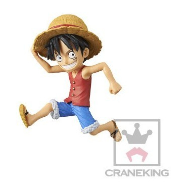 One Piece - Figurine Luffy History Relay 20TH Vol.1
