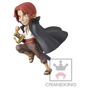 One Piece - Figurine Shanks History Relay 20TH Vol.1