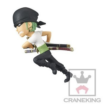 One Piece - Figurine Zoro WCF History Relay 20TH Vol.1