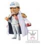 One Piece - Figurine Akainu Amiral WCF 01