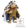 One Piece - Figurine Dalmatian WCF Marine 02 Vol.1