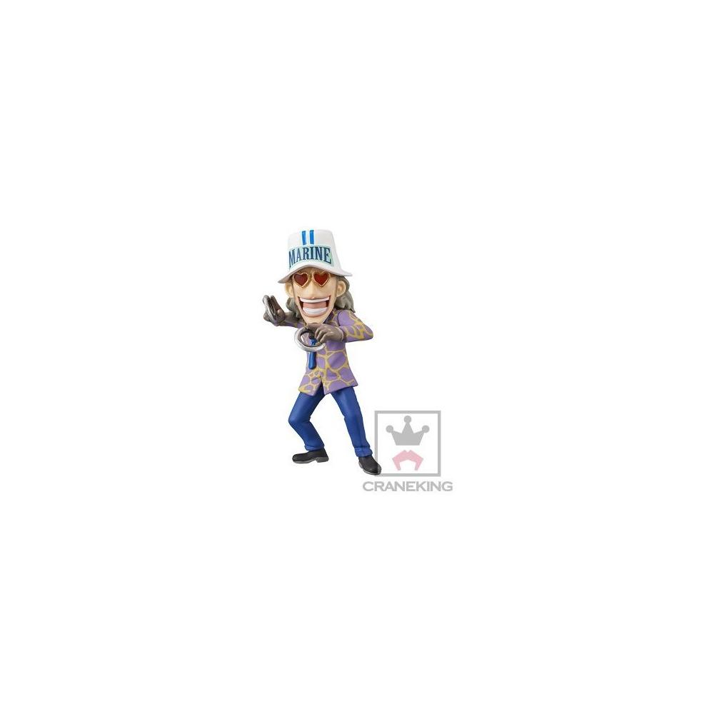 One Piece - Figurine Jango WCF Marine 03 Vol.1