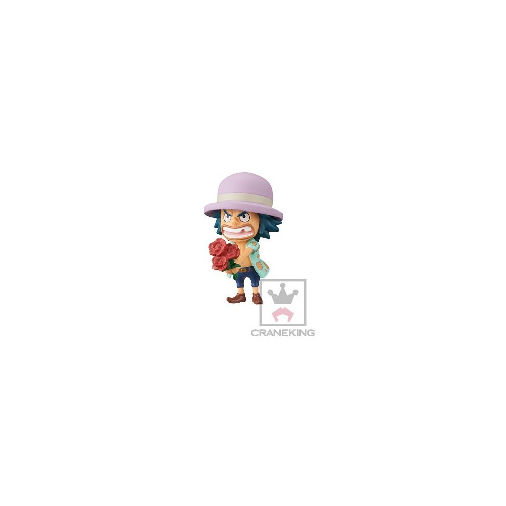 One Piece Gold - Figurine Rikka WCF GD25 Vol.4