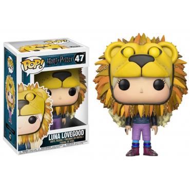 Harry Potter - Figurine POP Luna LoveGood Lion