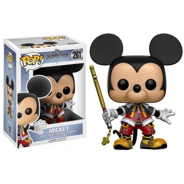 Kingdom Hearts 3 - Figurine POP Mickey