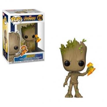 Avengers Infinity War - Figurine POP Groot